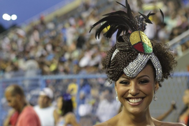 Sheron Menezes (Foto: Raphael Mesquita / Photo Rio News)