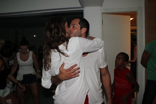 malvino e sophie (Foto: Photorio News)