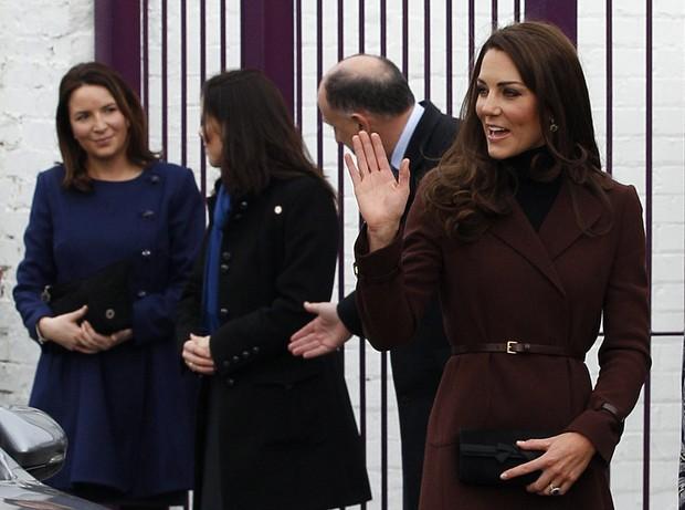 Kate Middleton (Foto: Agência Reuters)