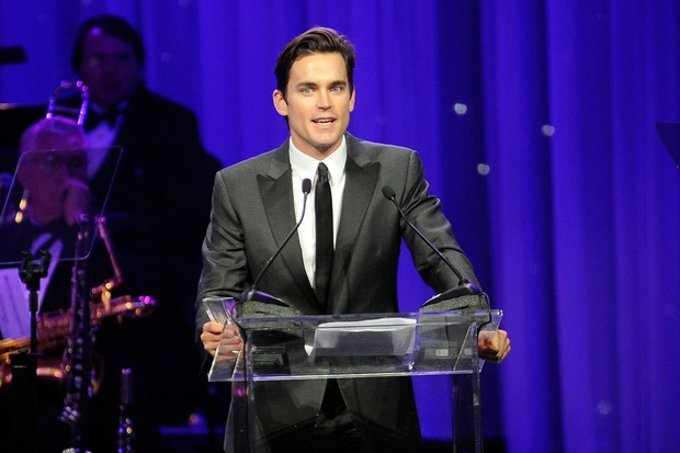 Matt Bomer assume ser gay em evento (Foto: Getty Images)