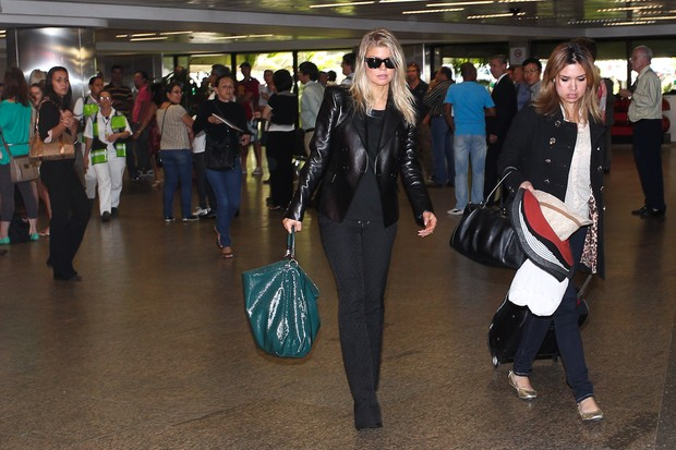 Fergie (Foto: Manuela Scarpa / Photo Rio News)