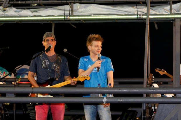 ebeb147bcb EGO - Trio do Asa de Águia tem canja de Michel Teló em Salvador ...