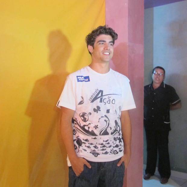 Caio Castro (Foto: Renata Sakai/ EGO)
