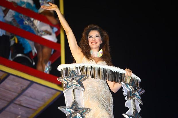 Cláudia Raia (Foto: Iwi Onodera/ EGO)