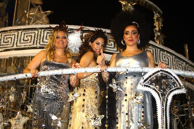 Maria Cândida, Luisa Micheletti e Marisa Orth (Foto: Iwi Onodera/ EGO)