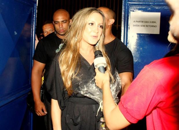 Claudia Leitte (Foto: J.Humberto / AgNews)
