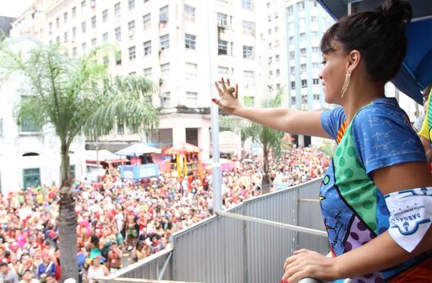 Susana Pires em Pernambuco (Foto: Divulgação)