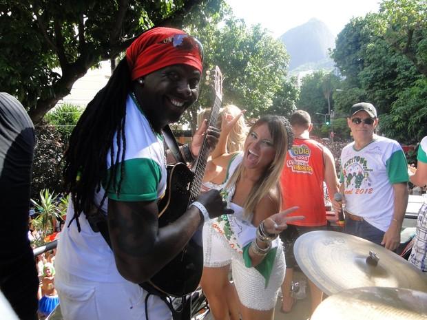 Tathy Machado, ex-BBB (Foto: Photorio News)
