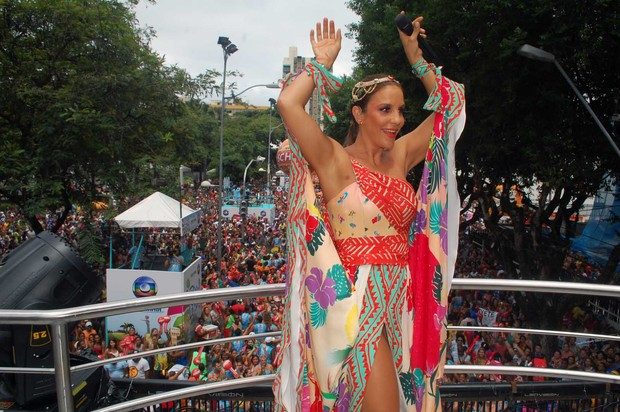 Ivete Sangalo (Foto: Betto Jr/Ag Haack)