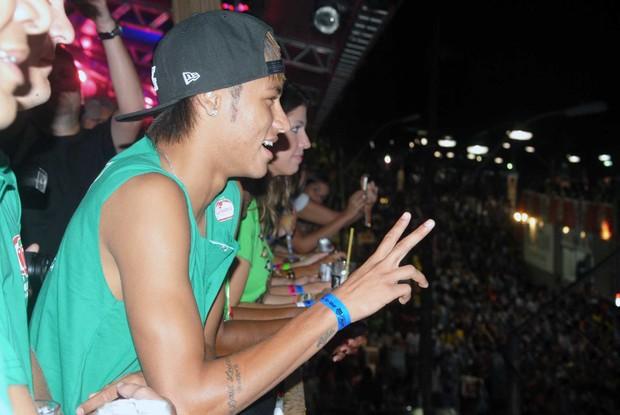 Neymar (Foto: Marcelo Machado/Ag Haack)