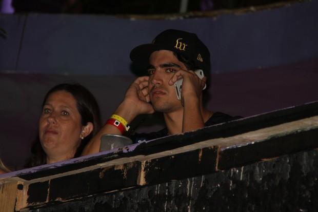 Caio Castro em Salvador (Foto: Wesley Costa / AgNews)