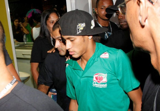 Neymar (Foto: J.Humberto/AgNews)