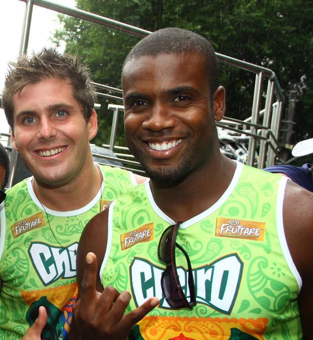 Rafael Zulu (Foto: Sandro Honorato e Rafael Barreto / Ag F. Pontes)