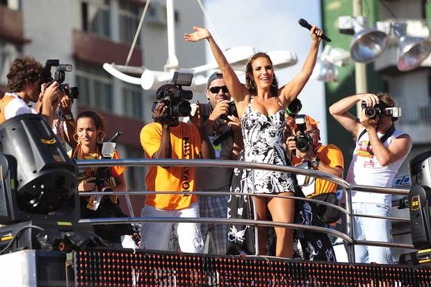 Ivete Sangalo (Foto: Max Haack/Ag Haack)