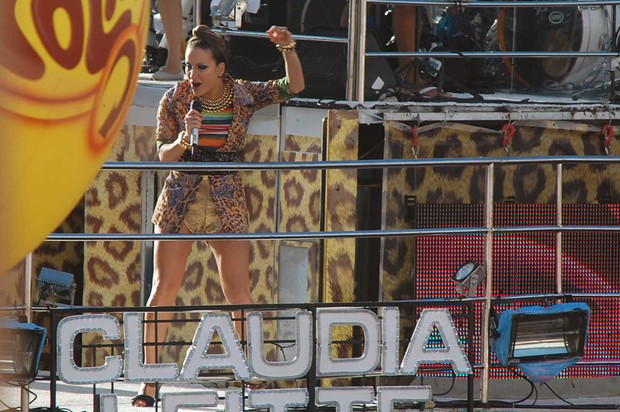 Claudia Leitte (Foto: Betto Jr/Ag Haack)
