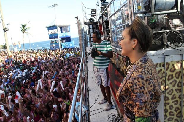 Claudia Leitte (Foto: Wallace Barbosa e Dilson Silva/AgNews)