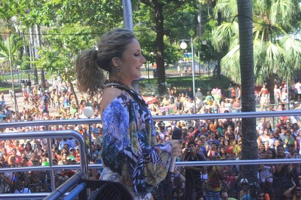 Claudia Leitte (Foto: Wallace Barbosa - Dilson Silva - Wesley - Rodrigo dos Anjos/ AgNews)