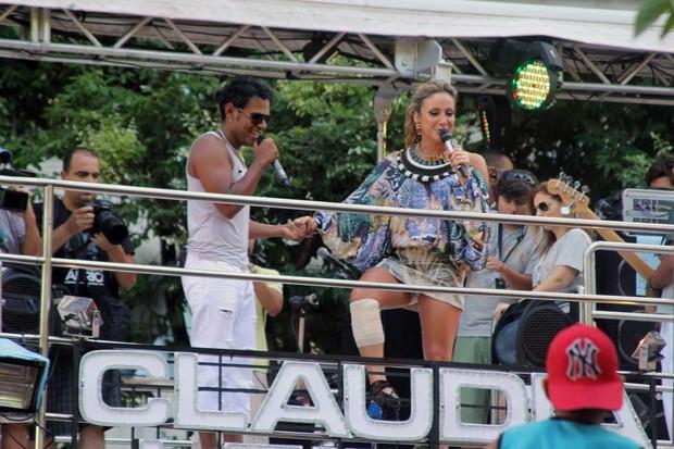 Claudia Leitte (Foto: Tiago Cruz  / AG. Haack)