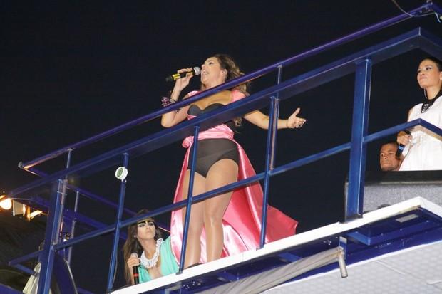 Daniela Mercury (Foto: Adilson Lucase Daniel Delmiro  / AgNews)