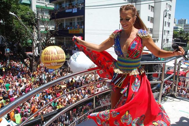 Ivete Sangalo (Foto: Marcelo Machado / Ag. Haack)