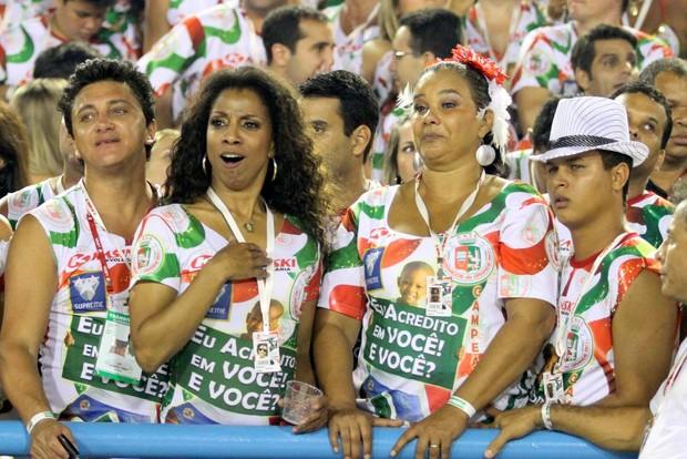 Afriana Lessa e Solange Couto  (Foto: Clayton Militão / Photo Rio News)