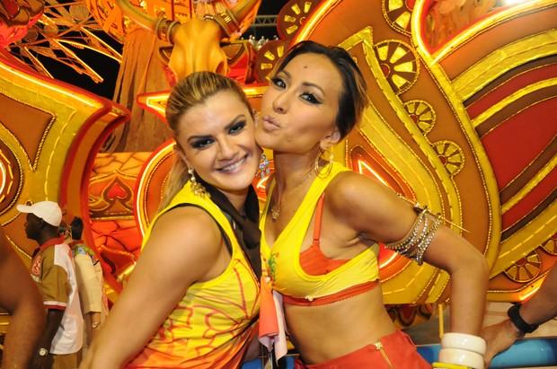 Mirella Santos e Sabrina Sato (Foto: Paola Rhenius/RSC)