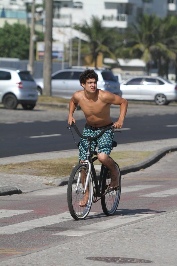 Caio Casto (Foto: Dilson Silva / AgNews)