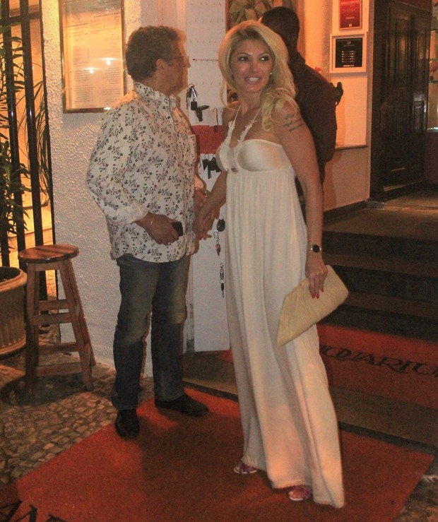Marcos Paulo e Antonia Fontenelle (Foto: Rodrigo dos Anjos/AgNews)