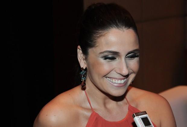 Giovanna Antonelli (Foto: Francisco Cepeda/Agnews)