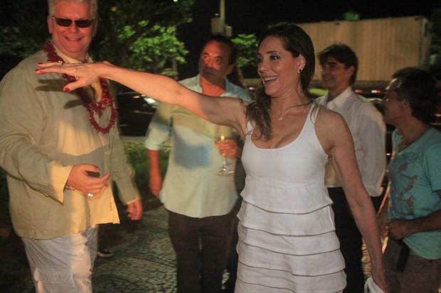 Christiane Torloni (Foto: Rodrigo dos Anjos /Agnews)