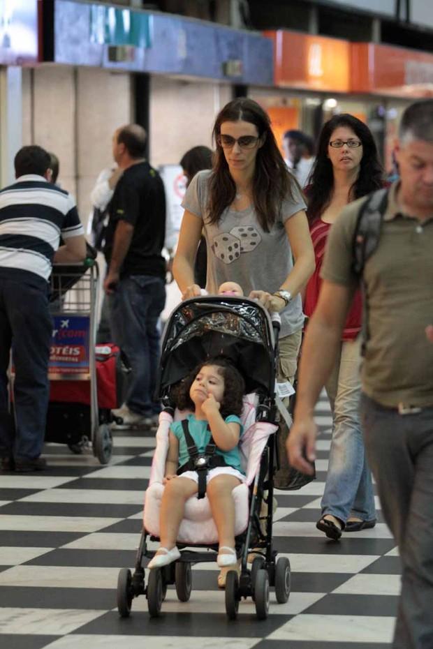 Mônica Martelli (Foto: Orlando Oliveira/AgNews)