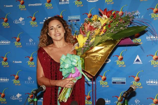 Daniela Mercury (Foto: Isac Luz / EGO)