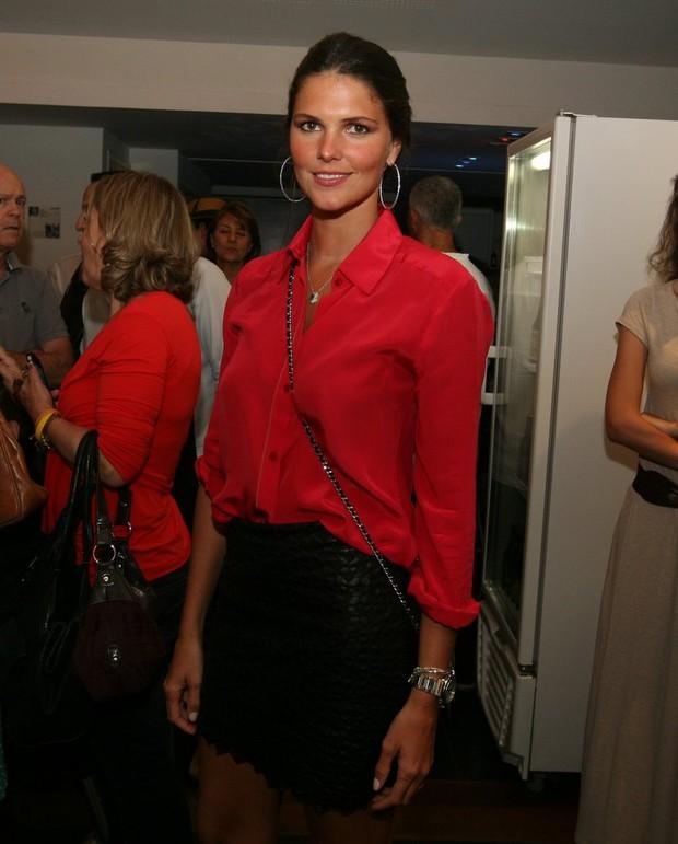 Daniela Sarahyba (Foto: André Muzell/AgNews)