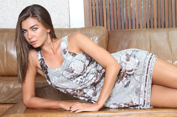 Letícia Wiermann, filha do apresentador Datena (Foto: Helmut Hossmann/Revista Styllus)