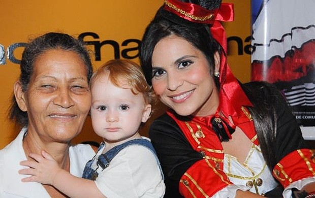 Guy, filho de Dani Winitis e Jonatas Faro - 620 (Foto: Samuel santos / Divulgação)
