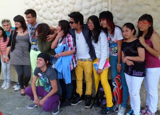 Restart no Mexico (Foto: Divulgação)
