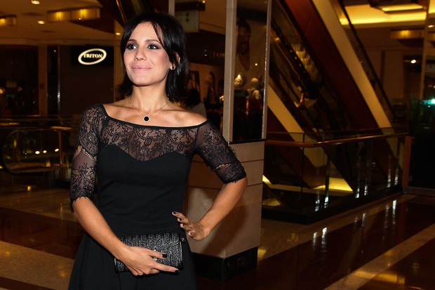 Juliana Knust em evento em São Paulo (Foto: Manuela Scarpa/ Photo Rio News)