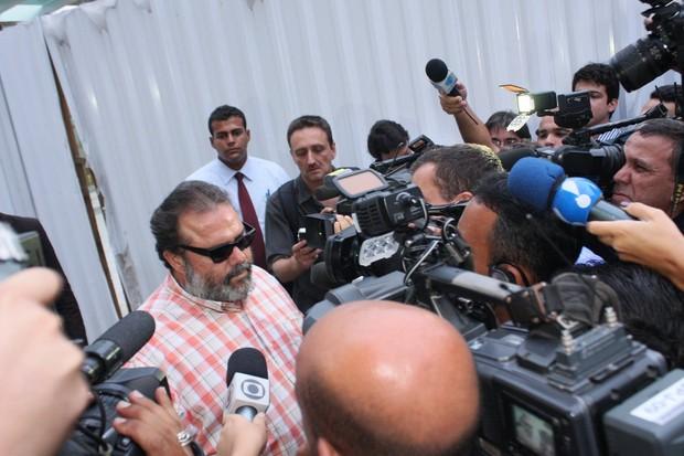 André Matos (Foto: Henrique Oliveira/ Photo Rio News)