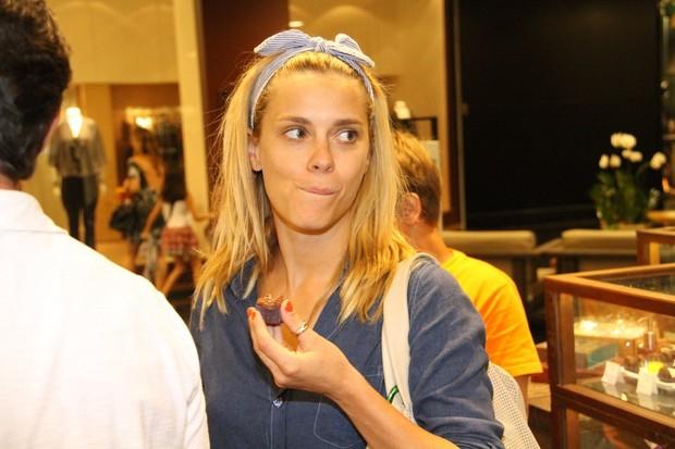 Carol Dieckmann (Foto: Daniel Delmiro/ AGNews)