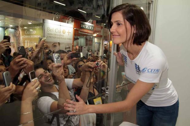 Deborah Secco (Foto: Orlando Oliveira/AgNews)