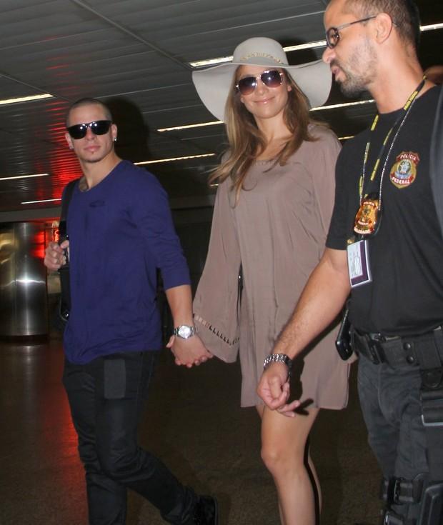Jenifer Lopes (Foto: Gabirel Reis e Delson Silva / AGnews)