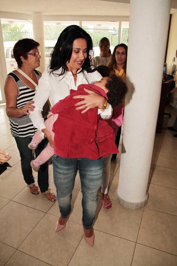 Sheila Carvalho (Foto: Orlando Oliveira / Agnews)