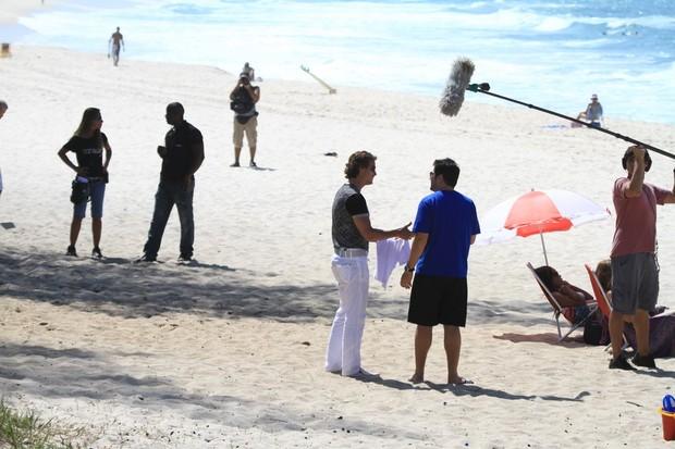 Murilo Benicio e Marcello Novaes (Foto: Delson Silva/AgNews)