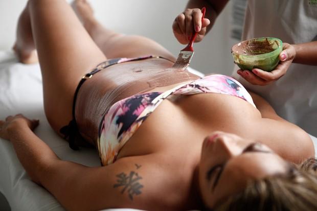 Monique, do BBB 12, posa para o EGO (Foto: Marcos Serra Lima/EGO)