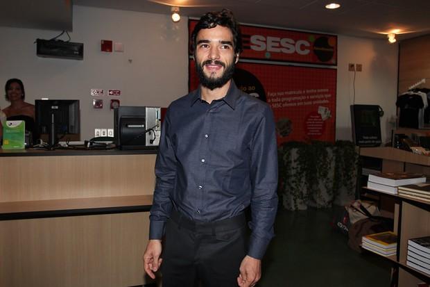 Selton Mello no Festival SESC Melhores Filmes em São Paulo (Foto: Manuela Scarpa/ Photo Rio News)