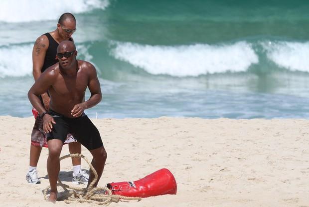 Anderson Silva (Foto: Clayton Militão / Photo Rio News)