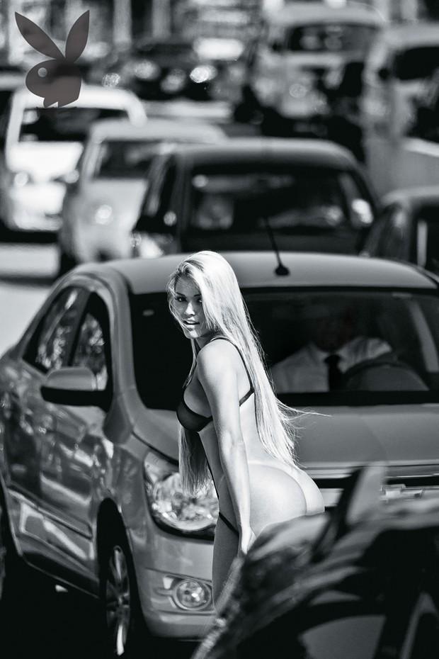 Ariane Steinkopf - (Foto: Playboy / Reprodução)