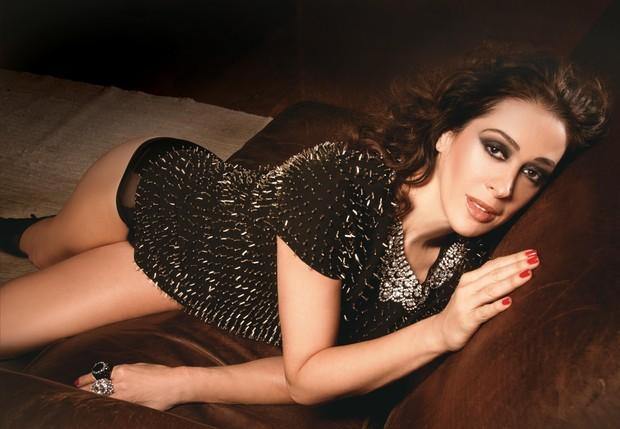 Claudia Raia (Foto: Marcelo Faustini/Revista Contigo)