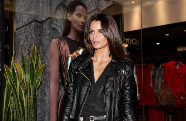 Fernanda Motta (Foto: Milene Cardoso/AgNews)