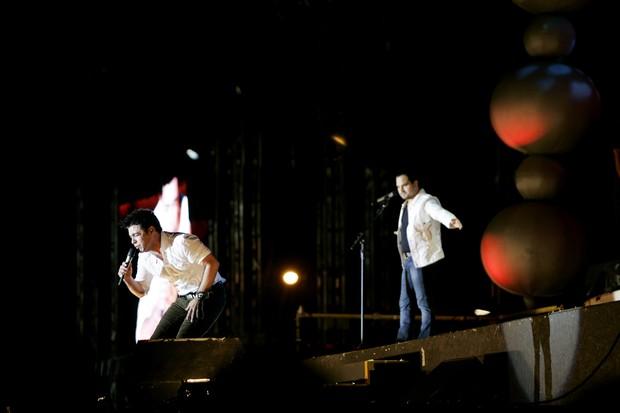 Luciano e Zezé (Foto: Olga Leiria / Divulgação)